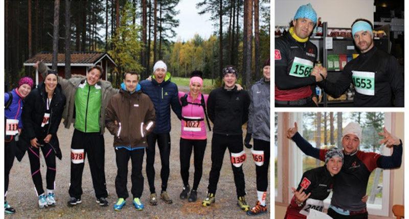 Firstbeat - Koli vaarojen maraton