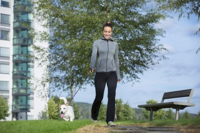 Itselle sopivan liikuntamuodon löytäminen on tärkeää
