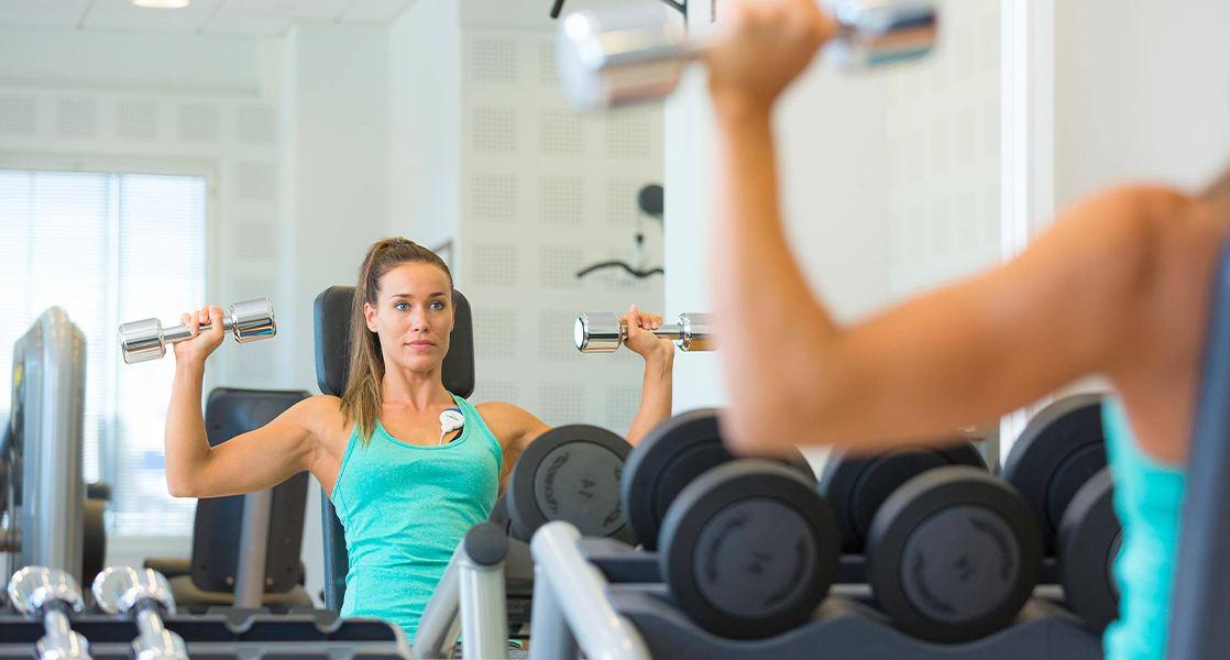 Sopivan kuormittava liikunta edistää hyvinvointia