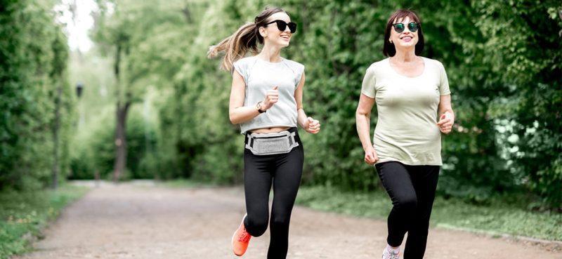 Sopiva liikunta edstää terveyttä