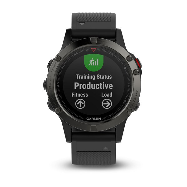 garmin fenix 5 training status