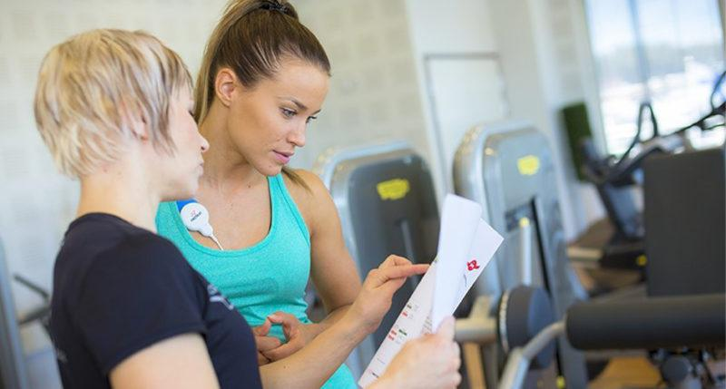 Firstbeat Lifestyle Assessment helps personal trainers and their clients to reach their goals