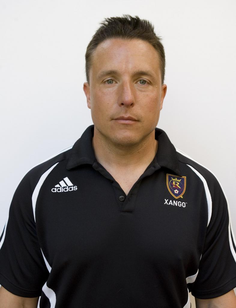 Dan Barlow - Strength and Conditioning Coach - Real Salt Lake
