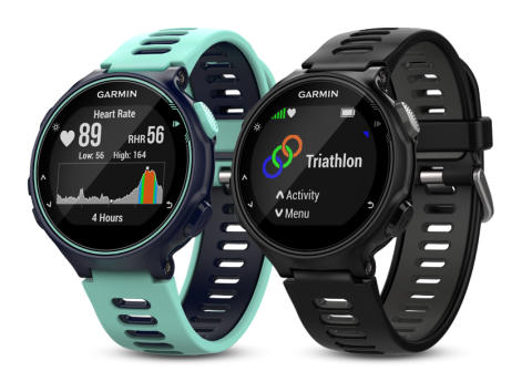 Forerunner 735XT-hr.triathlon