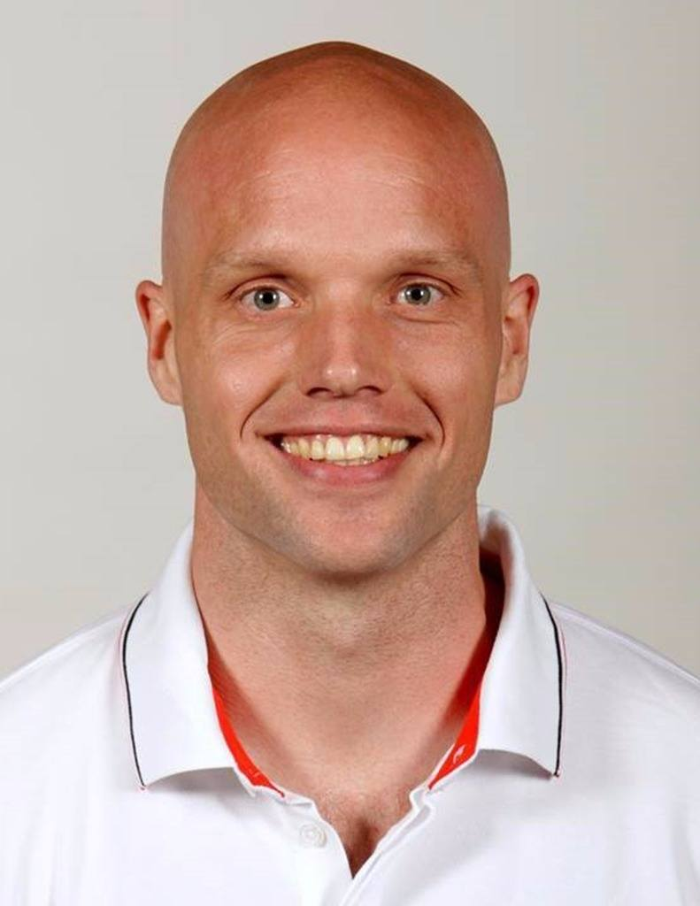 Marcus Lindner is the Strength and Conditioning Coach for the German National Basketball Team