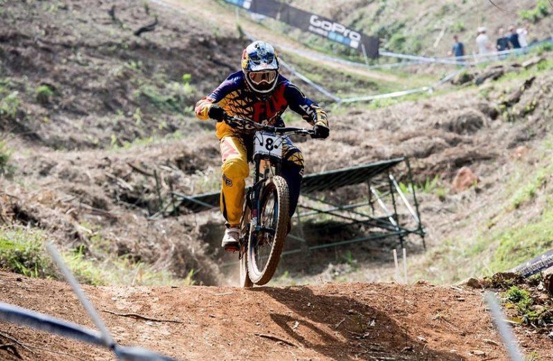 Redbull MTB - Marcelo Gutierrez Villegas