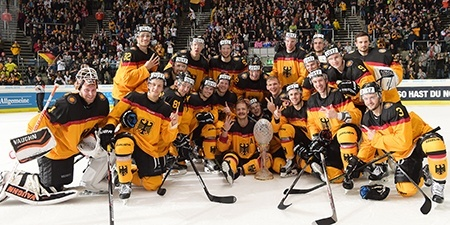 German ice hockey national team