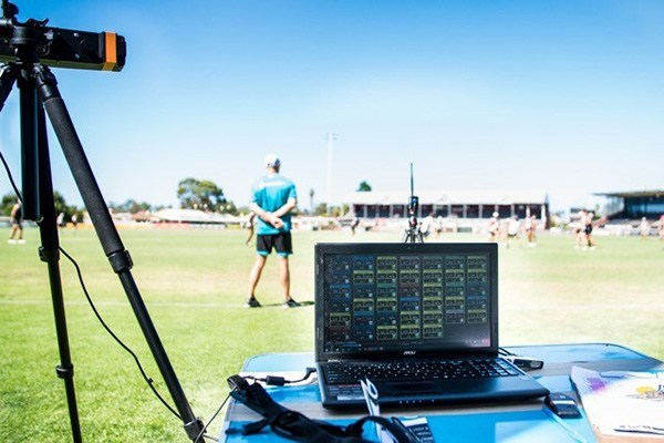 port adelaide fc athlete monitoring