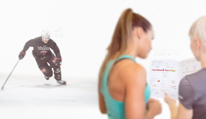 Heartbeat data can be a useful tool to a professional athlete as well as to a corporate leader