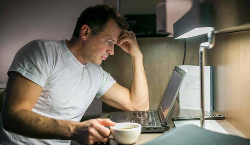 webinar stress