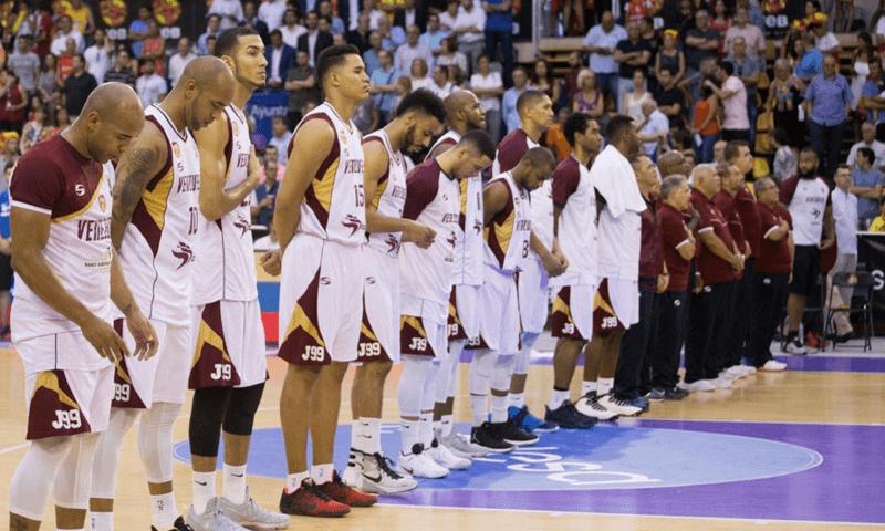 venezuela basketball rio olympic games 2016