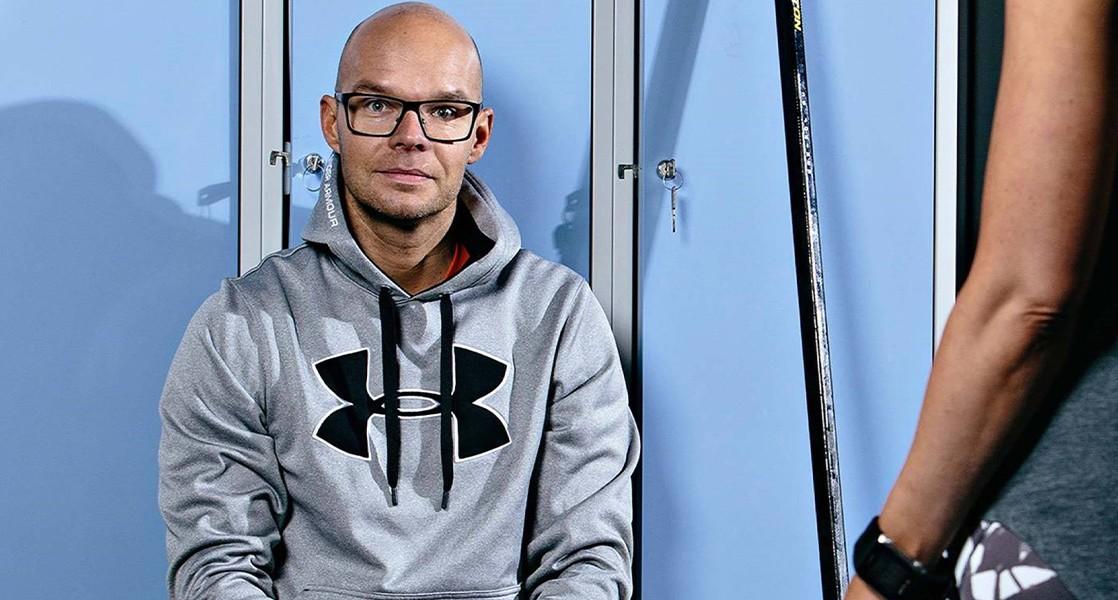 personal trainer Sami Alalauri
