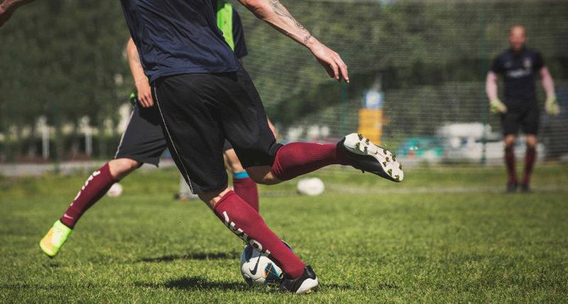 Firstbeat Sports jalkapallojoukkueen apuna
