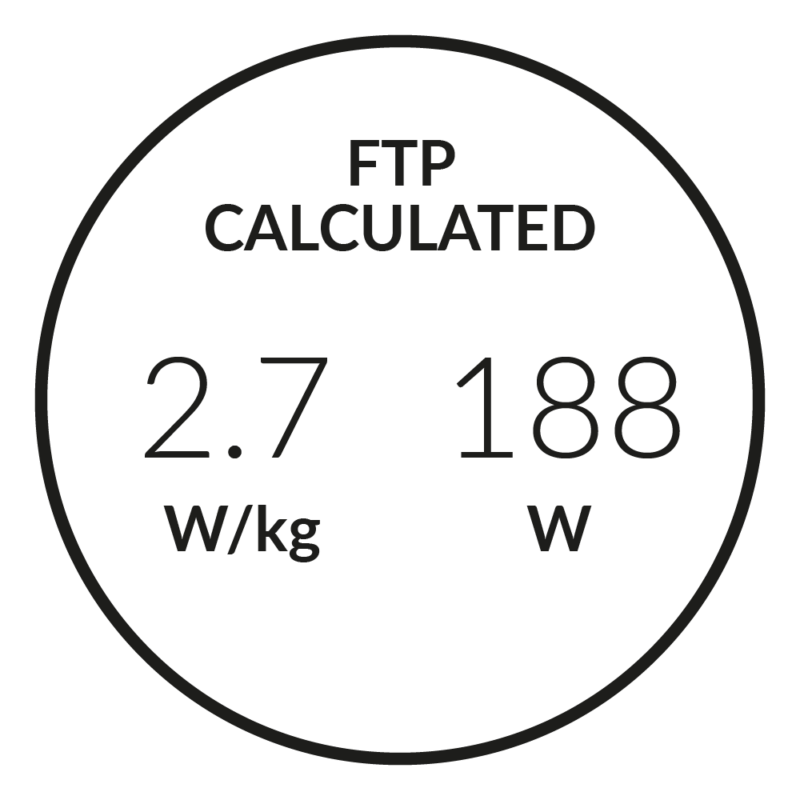 Functional Threshold Power (FTP) - Firstbeat Feature