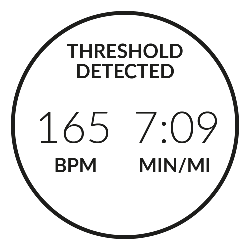 Lactate Threshold - Firstbeat Feature