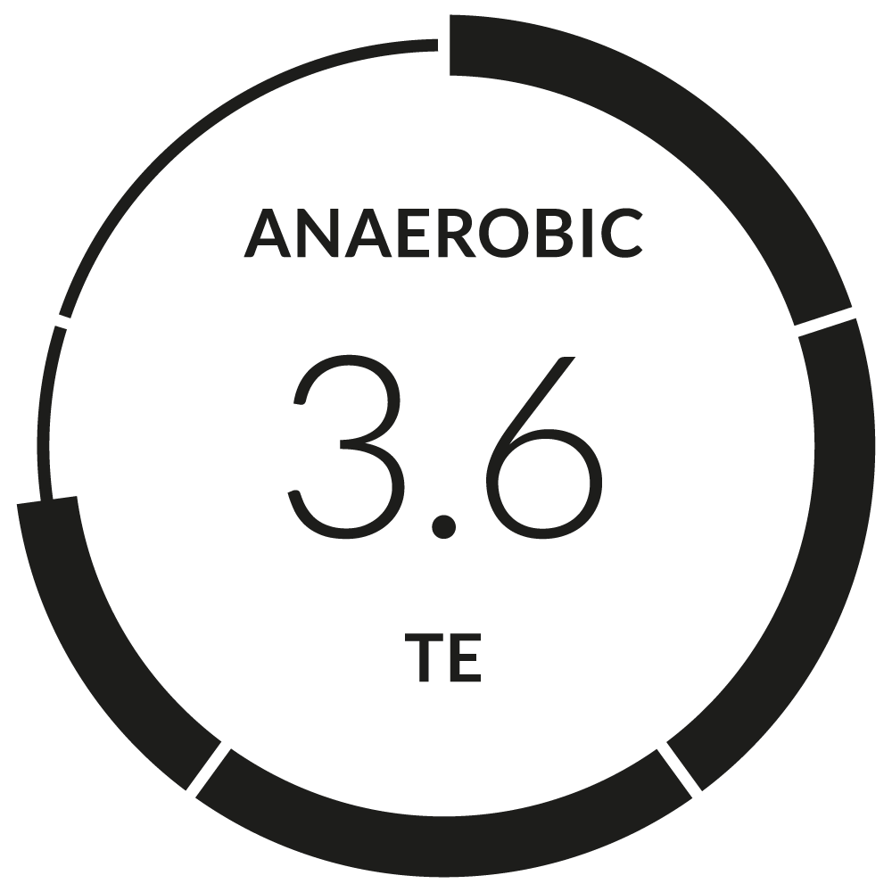 Training Effect: Anaerobic - Firstbeat Feature