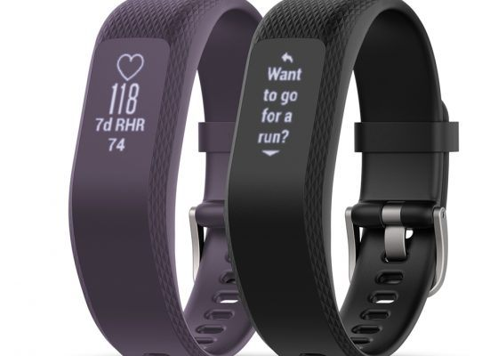 garmin vivosmart 3 firstbeat features