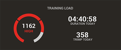 Training Load Firstbeat Sports