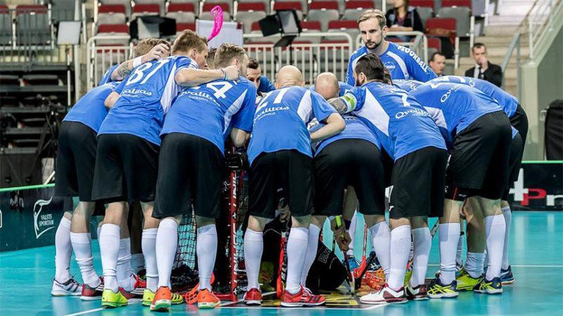 Viron salibandymaajoukkue hyötyi Sportsin mittaustuloksista