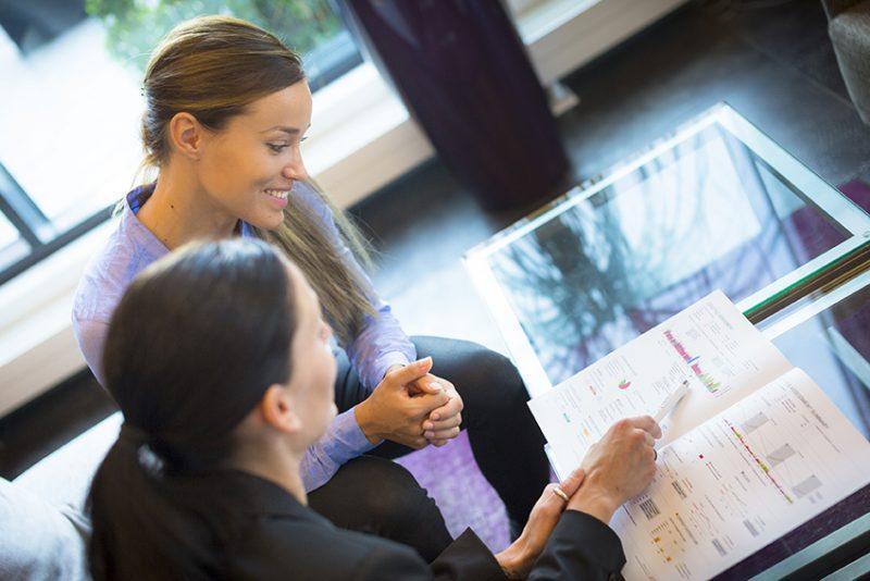 Hyvinvointianalyysin tulosten tarkastelusta ammattilaisen kanssa saa paljon arvokasta tietoa