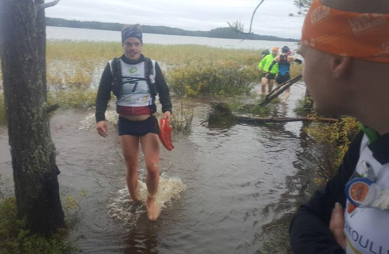 Vesistötehtävä Losti in Kajaani