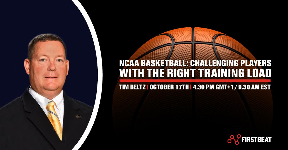NCAA Basketball: Challenging Players with the Right Training Load