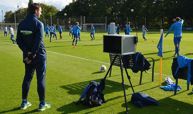 hertha bsc player monitoring