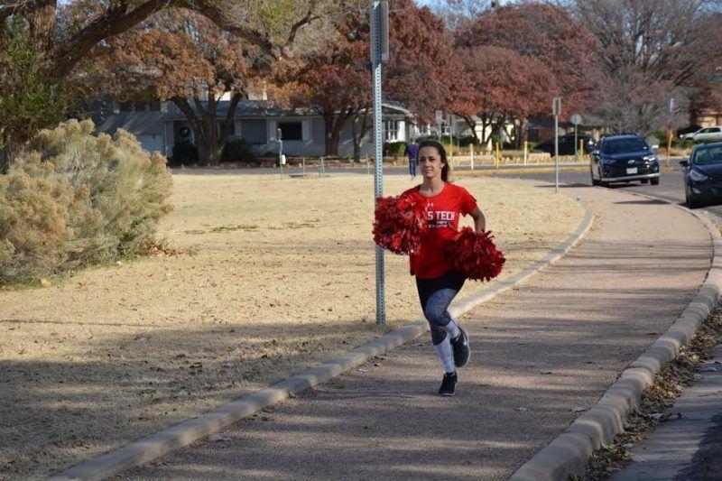 jaime williams texas tech cheerleading