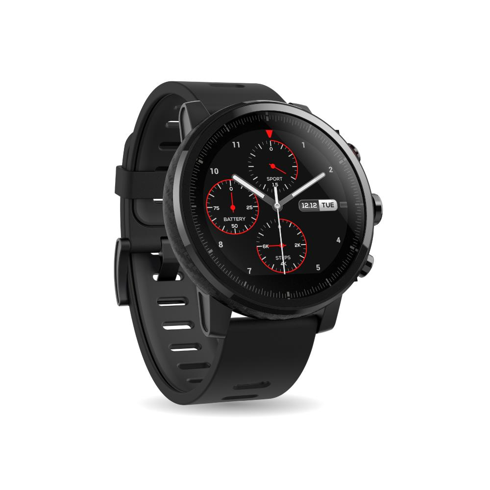 Newly Launched Amazfit Stratos Multisport Smartwatches Feature Xiaomi Equator Premium Design Materials And Training Features Come Together In This Elegant Device That Will Guide You Through All Of Lifes Challenges