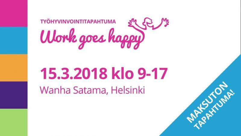 Work goes happy Helsinki