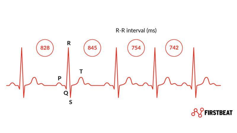 Herzratenvariabilität, Firstbeat