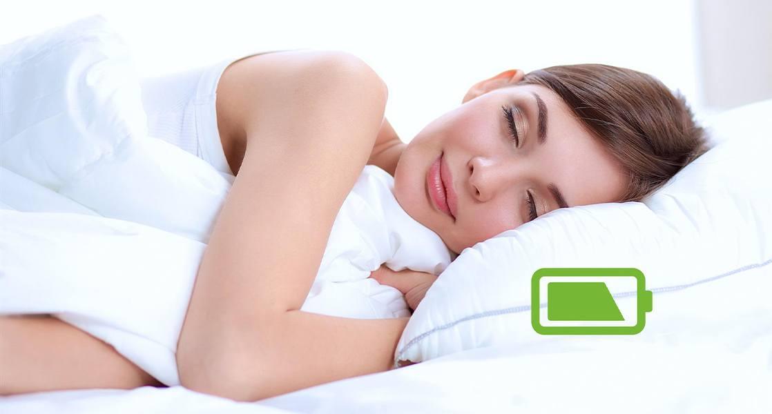 Riittävä palauttava uni on tärkeä osa hyvinvointia