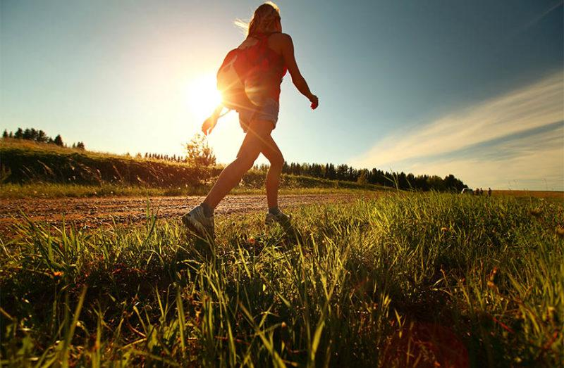 Keeping fit improves body's ability to adjust to stress