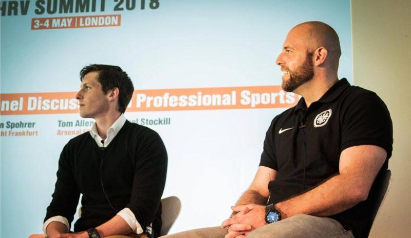 tom allen martin spohrer at firstbeat hrv summit 2018
