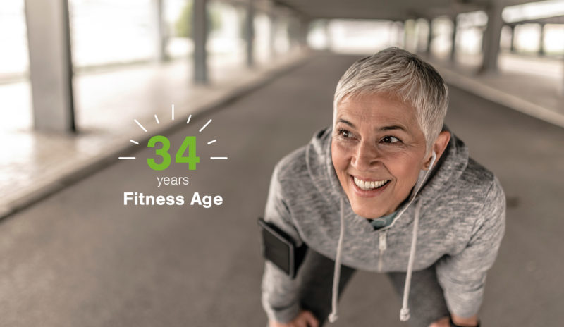 Firstbeat Feature Fitnessage