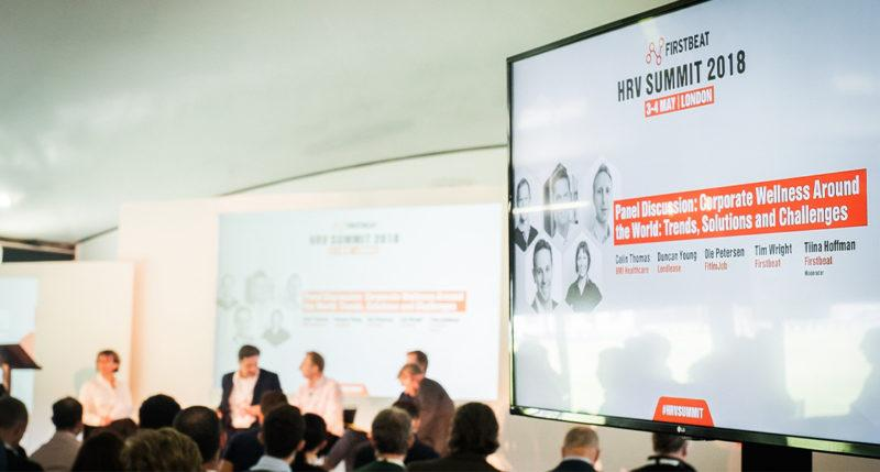 Corporate Wellness trends - HRV Summit