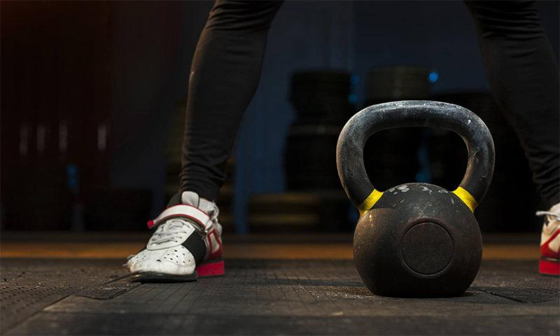 Strength training helps you burn calories and lose weight