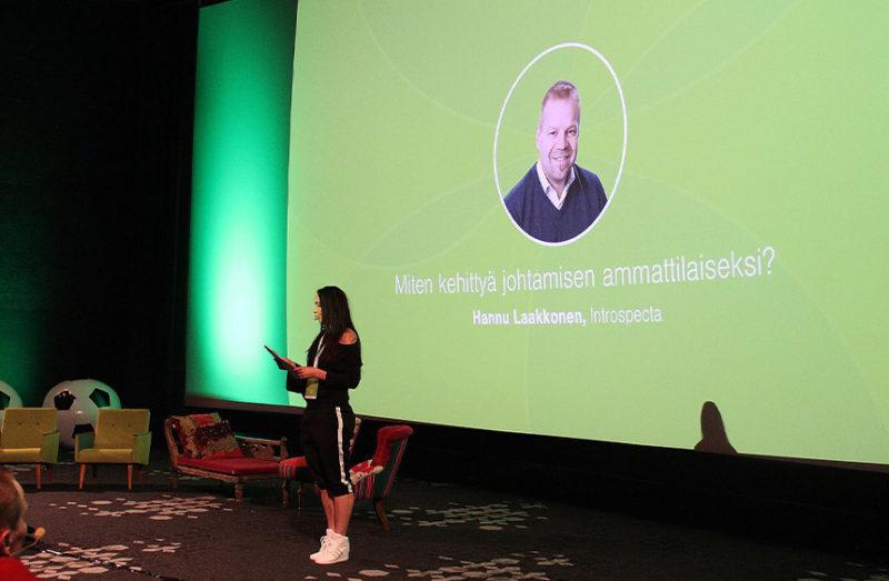 Introspectan Executive Coach Hannu Laakkonen