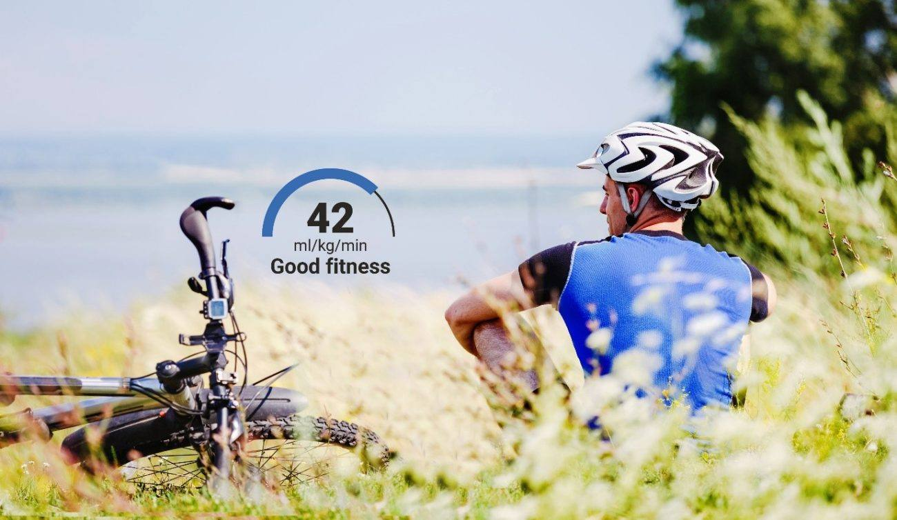 Firstbeat VO2max Fitness Level defines your true fitness level