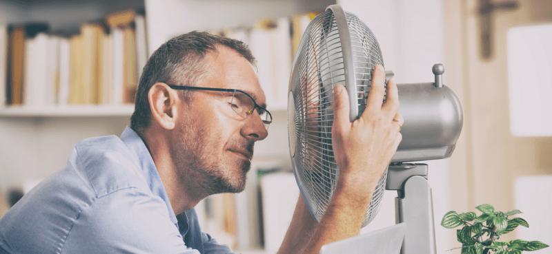 manage the heatwave