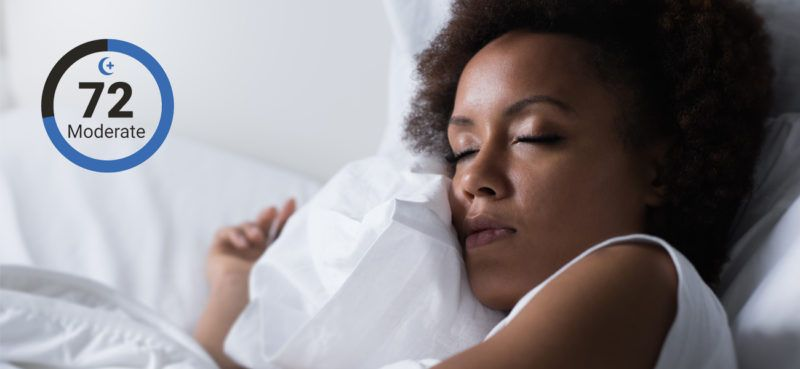 Firstbeat Sleep Quality Assessment helps you monitor your sleep