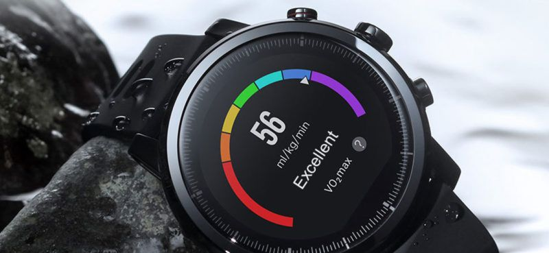 Amazfit stratos helps you train smarter