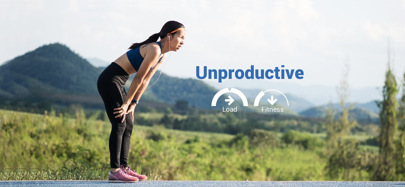 My Training Status Is Unproductive - What Can I Do to Change It