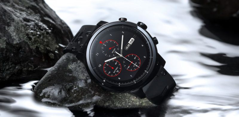 Amazfit Stratos will guide you towards effective training