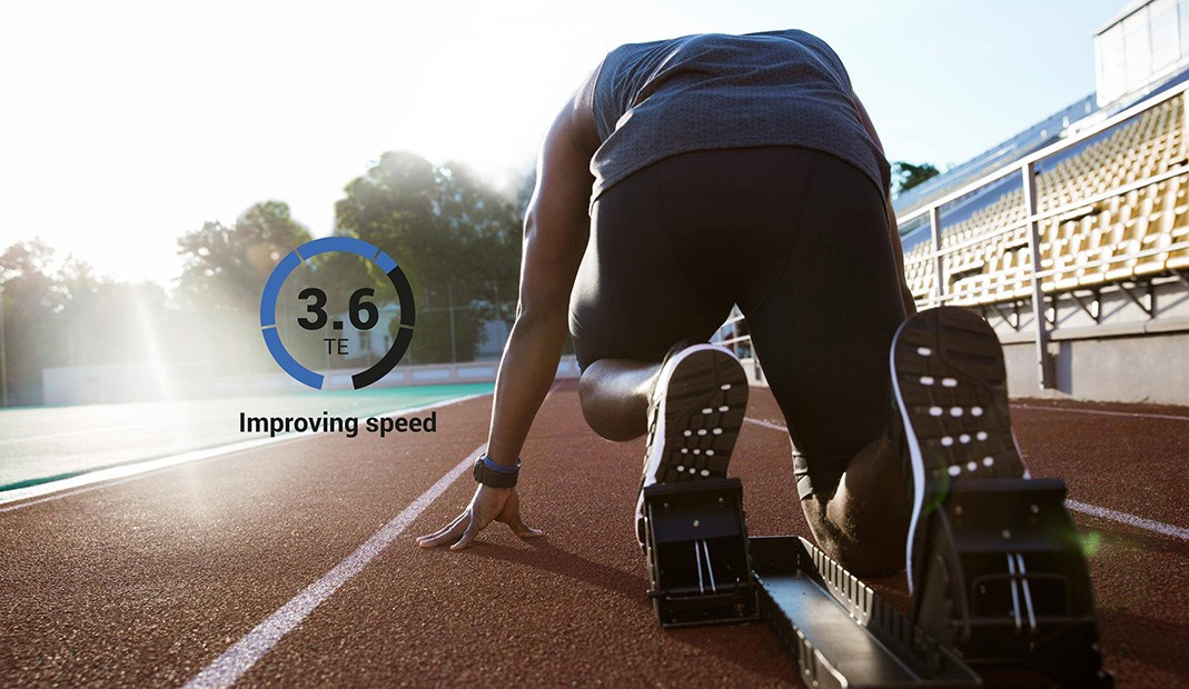 Firstbeat feature - Training Effect: Anaerobic