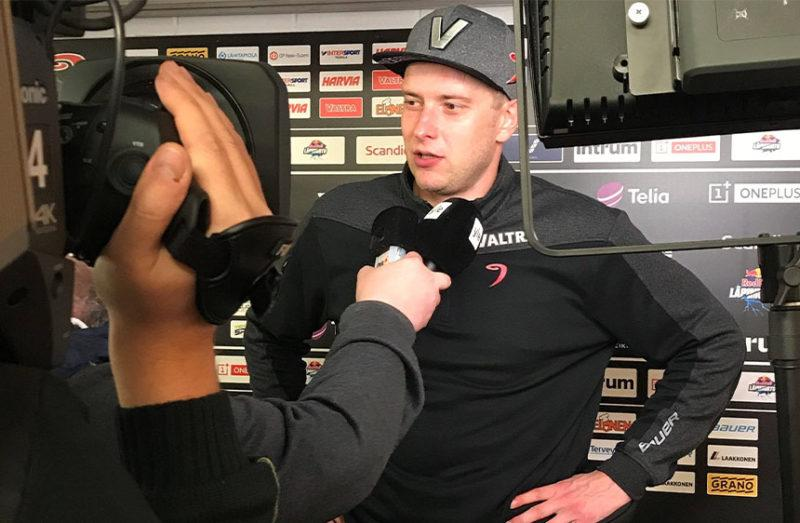 Mikko Kalteva haastattelu
