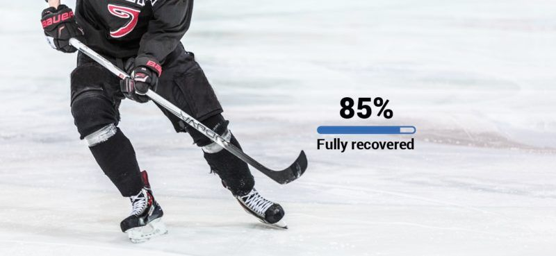 recovery in ice hockey