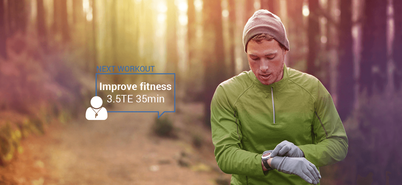 Personalized Training Plan recommends how to exercise