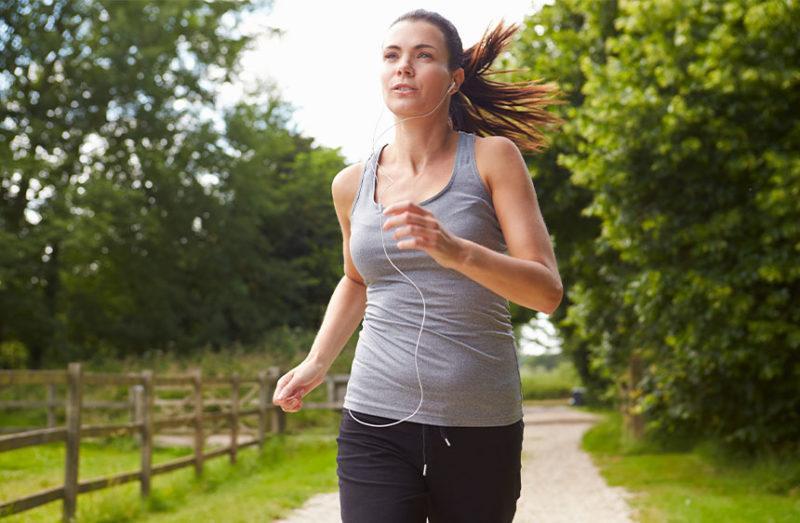 Liikunnalla on suuria terveyshyötyjä