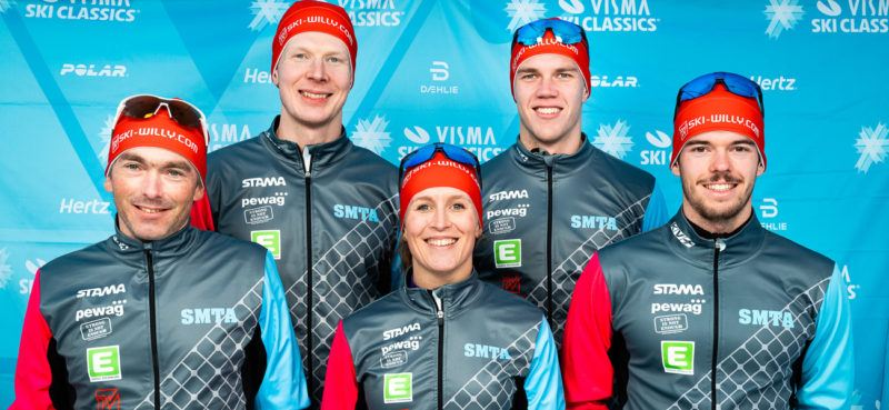 Firstbeat Visma Ski Classics